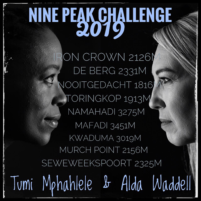 @Everest2020SA All-Women Mountaineering Team Sets Sights On New 9 Peak Challenge Record #couragetostart #strengthtoendure