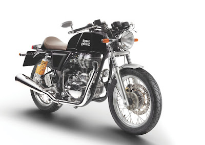Royal Enfield Continental GT black image