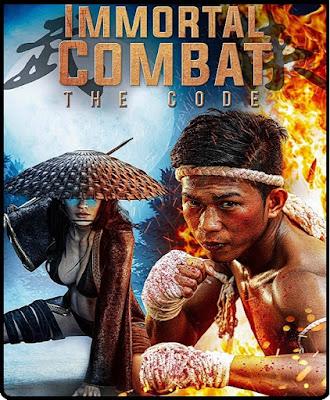 Immortal Combat: The Code (2019) Dual Audio [Hindi – English] 720p | 480p WEBRip ESub x264 900Mb | 250Mb