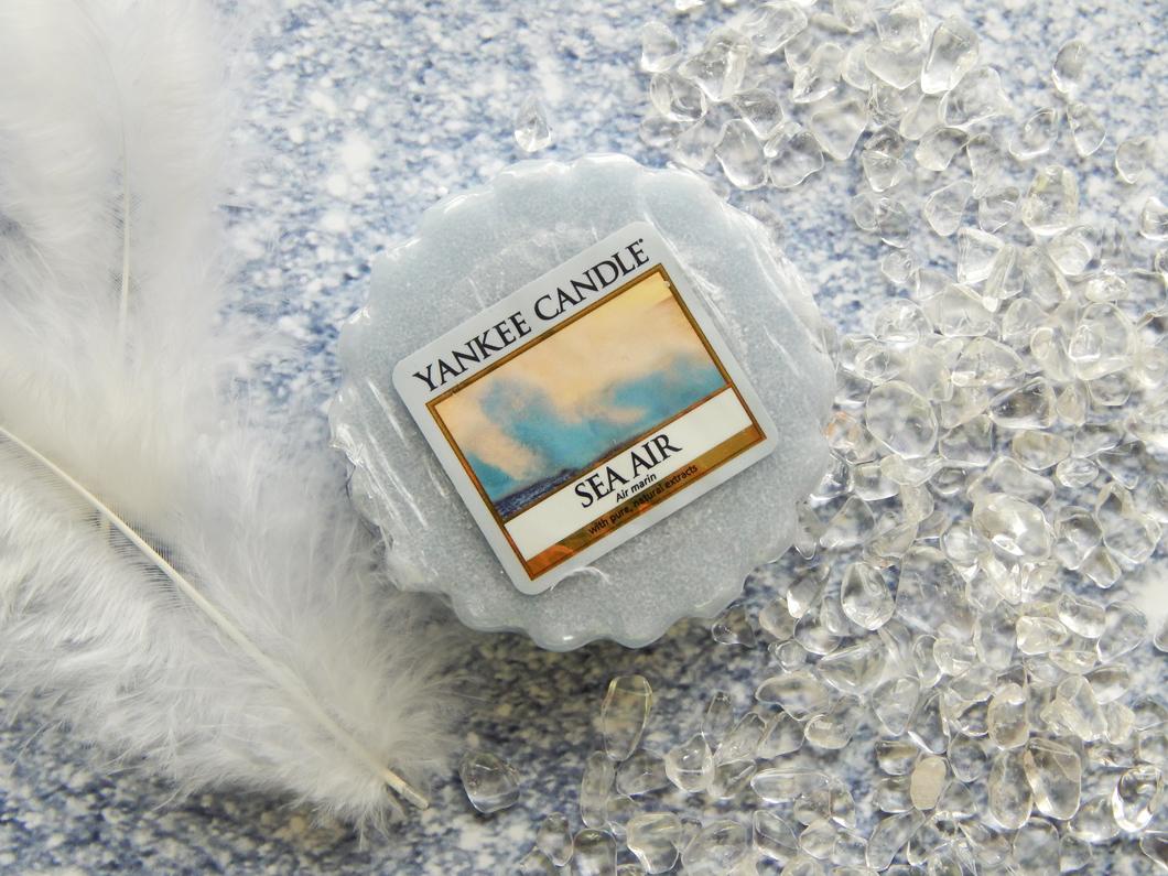 Świeży zapach morskiej bryzy - Yankee Candle Sea Air
