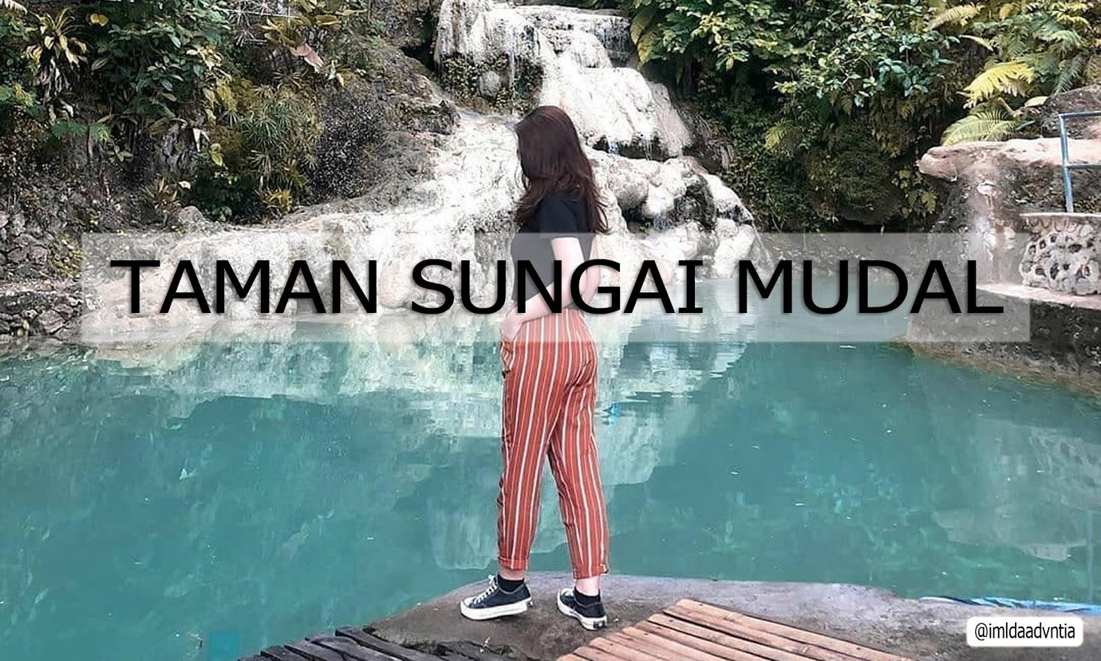 Wisasata Taman Sungai Mudal di Kulon Progo Jogja
