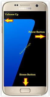 Hard Reset Samsung Galaxy S7 EDGE
