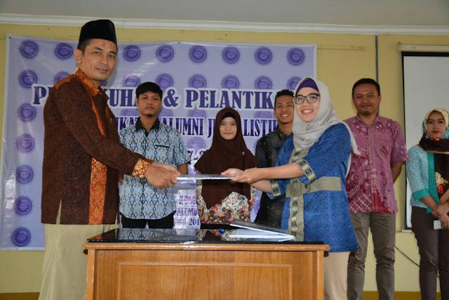 Bentuk Ikatan Alumni Jurnalistik, Wadah Berkontribusi Bagi Para Alumni