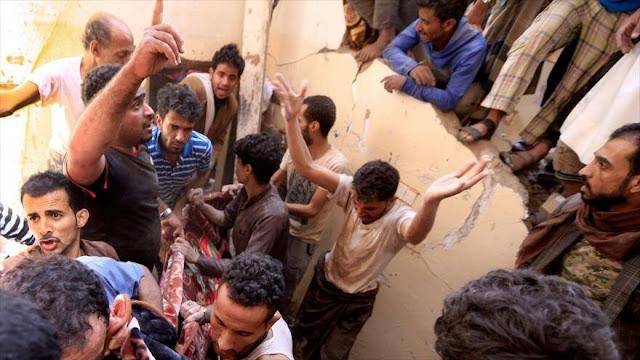 ONU: Ataque saudí a civiles en Yemen viola derecho internacional