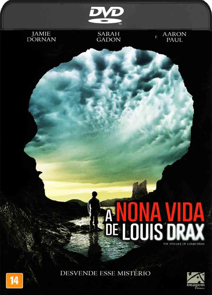 A Nona Vida de Louis Drax (2017) DVD-R Oficial Dual Audio