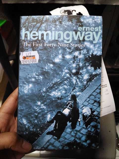 ernest hemingway, the first forty nine stories, big bad wolf 2018