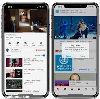 تحميل يوتيوب بلس للايفون مجانا بدون جلبريك احدث اصدار iOS 2020