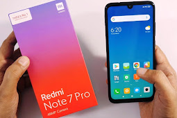 Cara Flash Xiaomi Redmi Note 7 Pro via Mi Flash Mudah Tested 100% Work