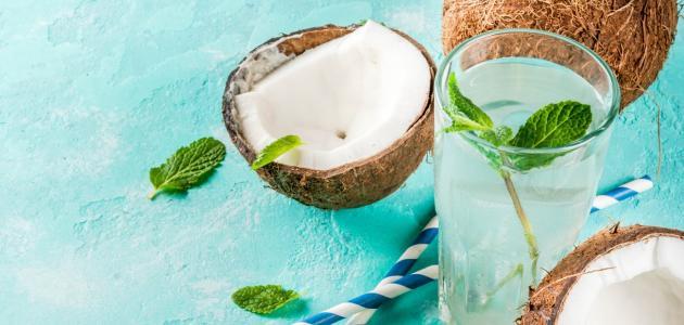 ماء جوز الهند أهميته وفوائده الصحية تعرفى عليها الأن