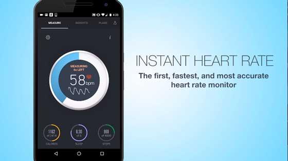 aplikasi melihat denyut darah dengan kamera ponsel