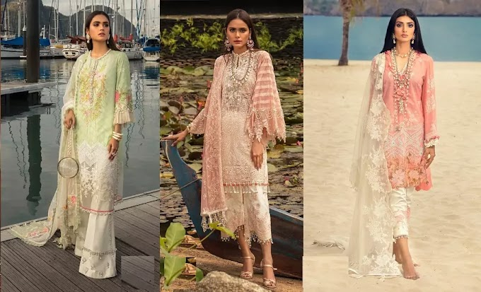 Bold colors and simple clothes are a top priority for women | Sana Safinaz | Lifestyle Magazine Pk