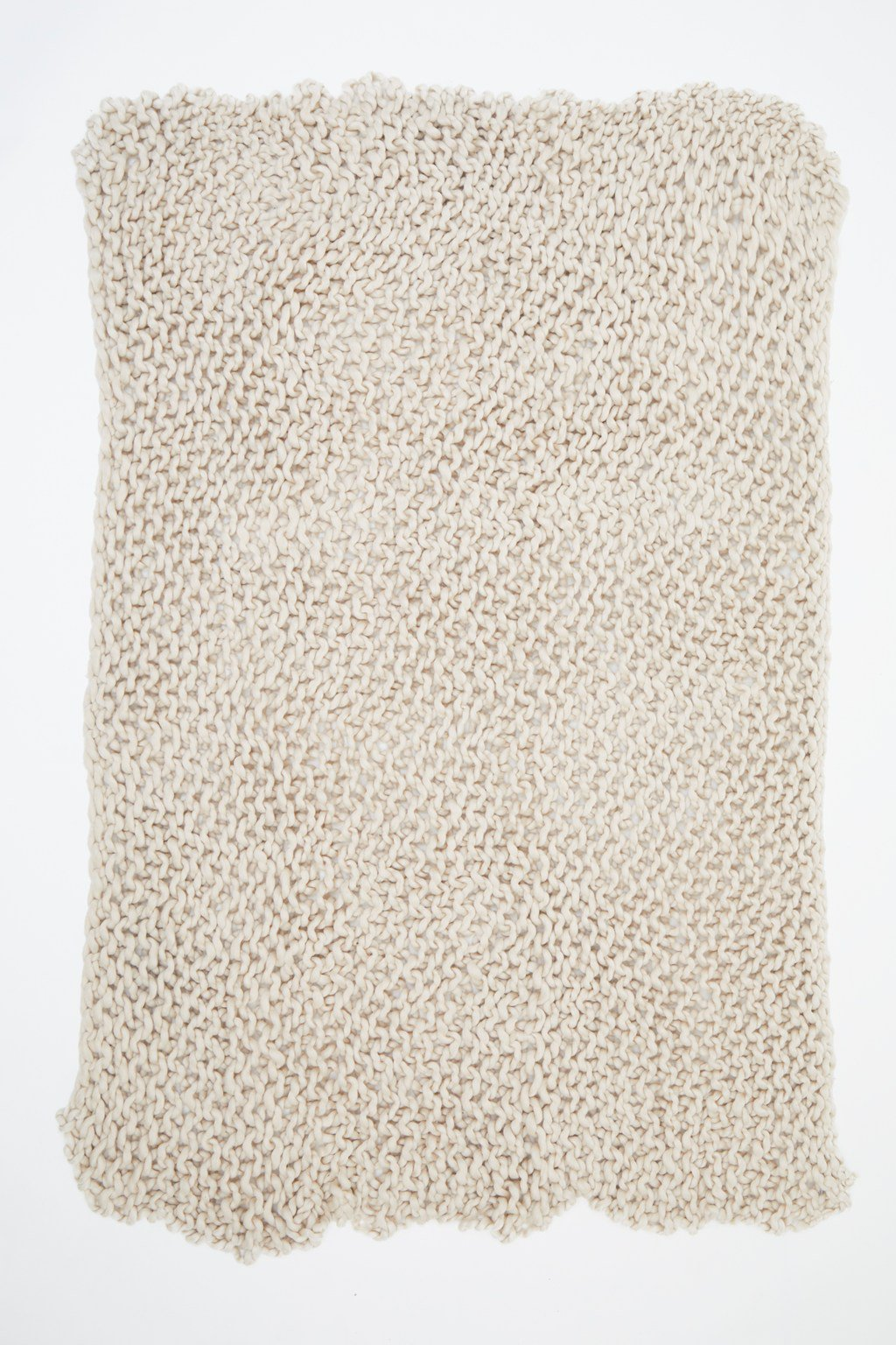884d7 home cl cream chunky knitted throw80 - WHAT TO BUY NOW - Quelle shock FRENCH CONNECTION