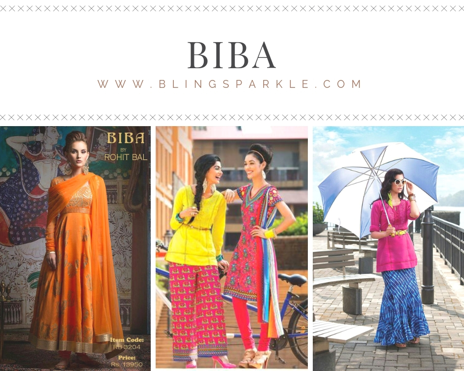 0dae46a2cf BIBA is an Indian brand that has played a dominant role in women's ethnic  wear segment in India. They offer contemporary and trendy ethnic wear  offline and ...
