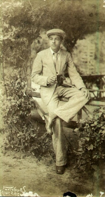Ary de Moraes Giani aos 20 anos, em 26-10-21933.