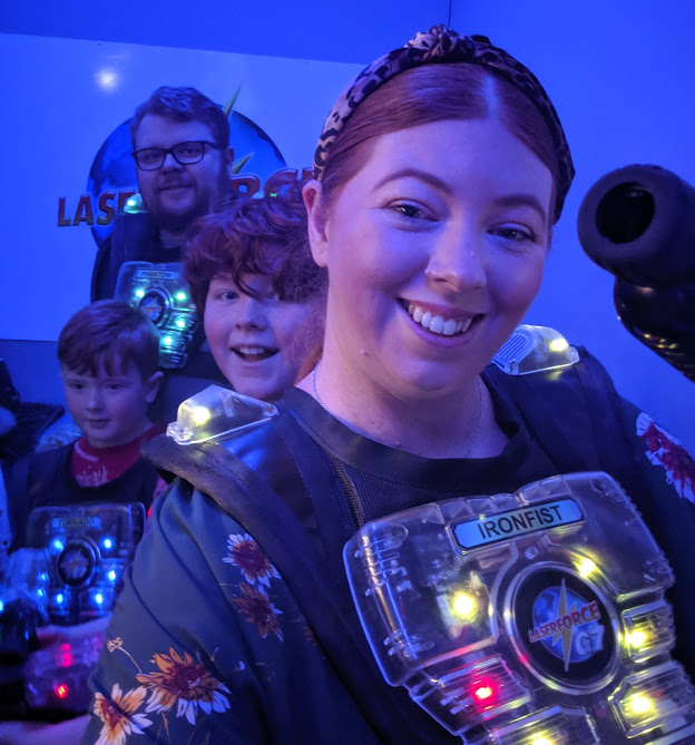 15+ Things To Do In South Shields  - laser force