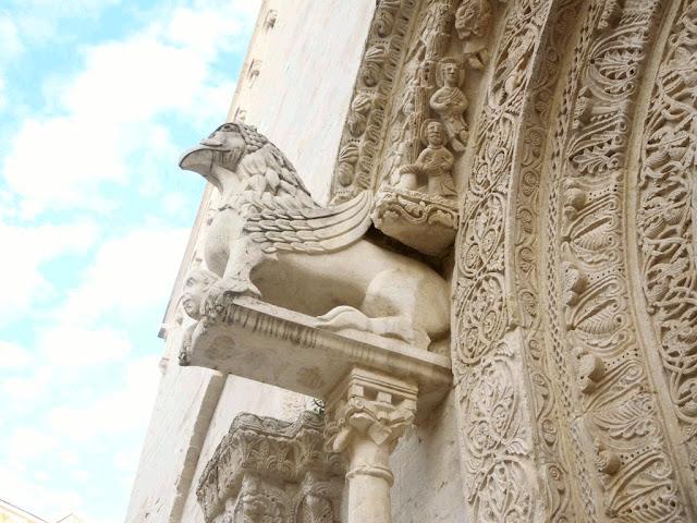 Decorazioni Cattedrale Ruvo di Puglia