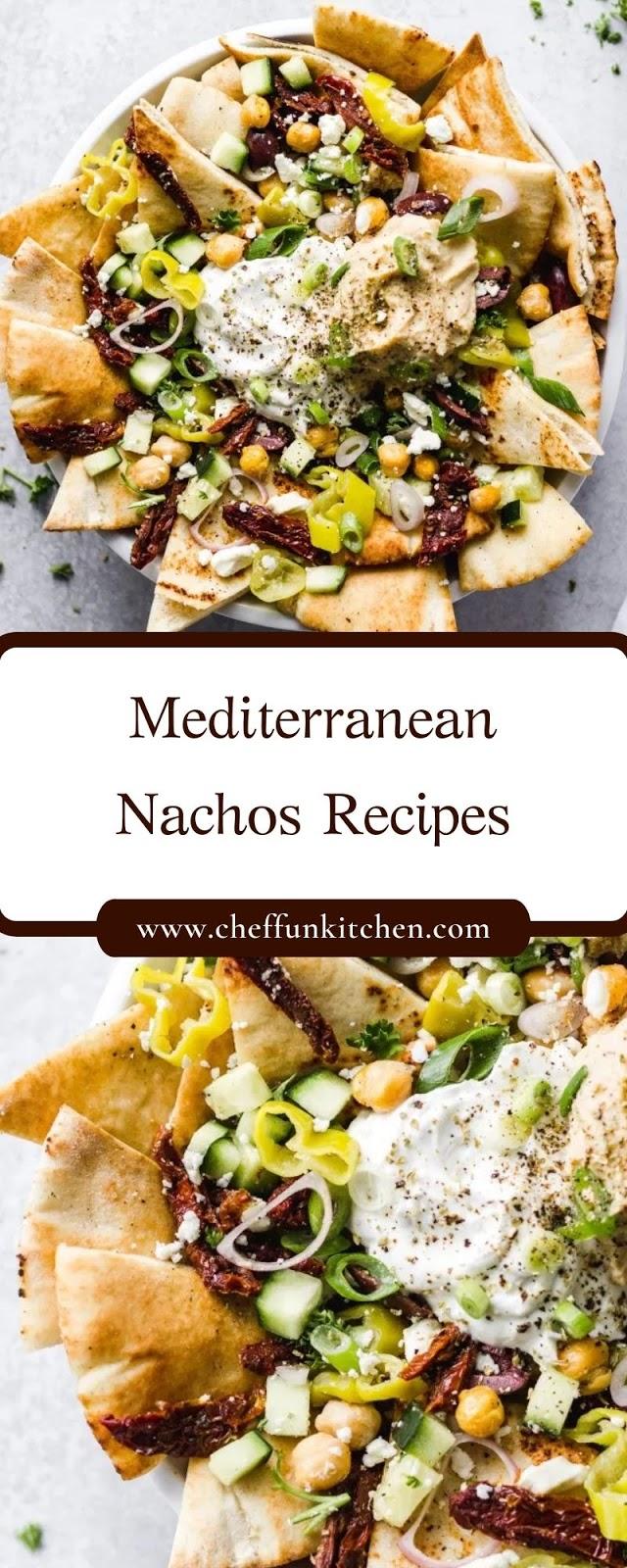 Mediterranean Nachos Recipes