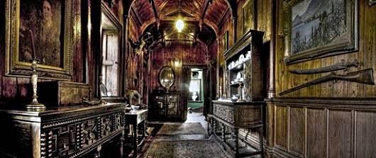 pasillo Badley Castle