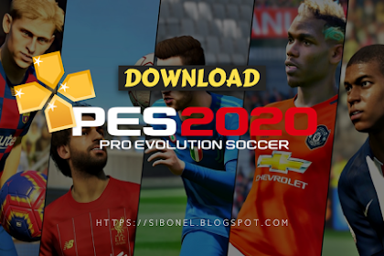 PES 2020 PPSSPP Grafis Terbaik New Kits 2019/2020 New Update Download Free