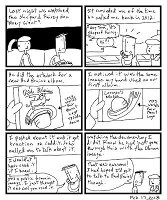 webcomic strip drawing