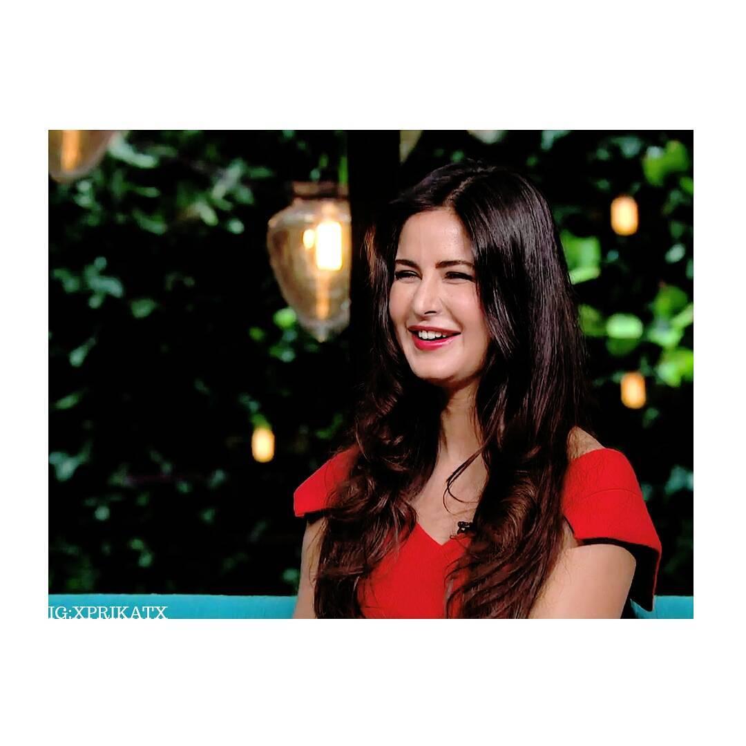 Katrina Kaif Cute Smile