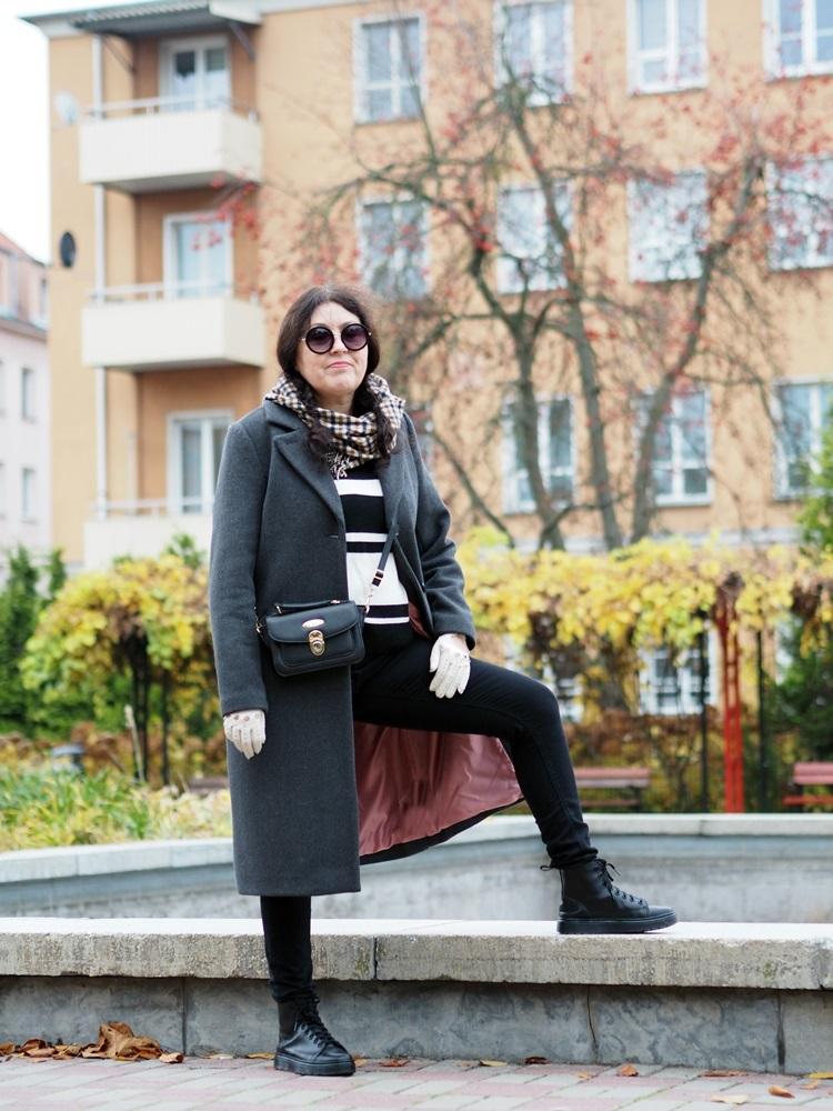 Płaszcz Camaieu/ The Camaieu coat