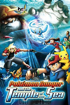 Sinopsis Animasi Pokémon Ranger and the Temple of the Sea (2006)