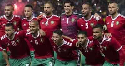مشاهدة مباراة المغرب والجابون