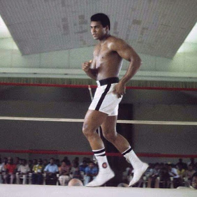 Muhammad Ali, A Self Made Legen