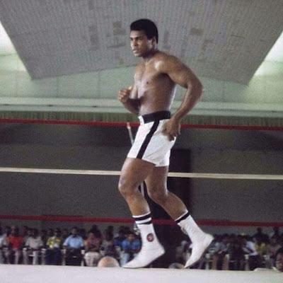 Muhammad Ali, A Self Made Legen