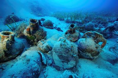 Στο φως 58 αρχαία ναυάγια στο αρχιπέλαγος των Φούρνων Ικαρίας