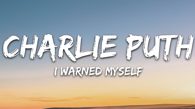 I Warned Myself Guitar Chords  Lyrics with Strumming Pattern |Charlie Puth