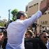 Εκλογές 2019: Αποθέωση Κυριάκου στο Περιστέρι - «Να τος, να τος ο πρωθυπουργός»