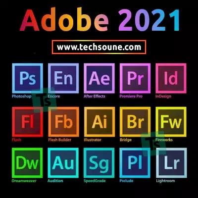 تحميل برامج ادوبي 2021