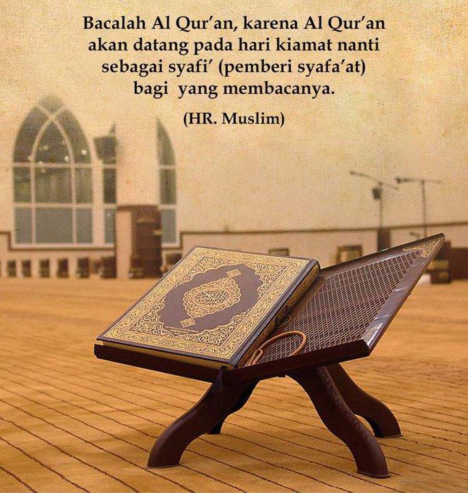 Kelebihan Mencintai Al Quran