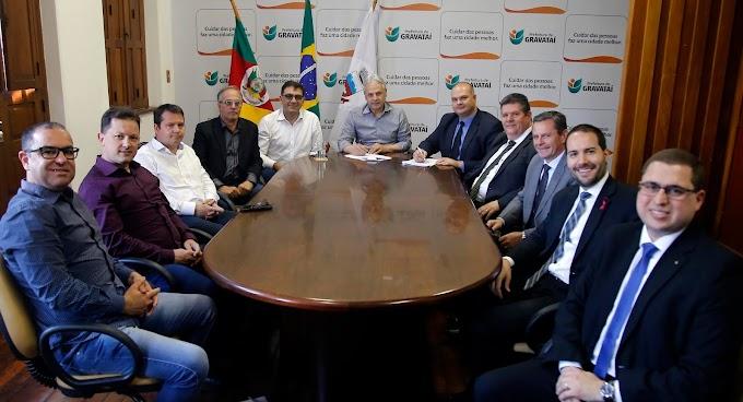 Marco Alba contrata financiamento de R$ 5 milhões para a compra de usina de asfalto, máquinas e equipamentos