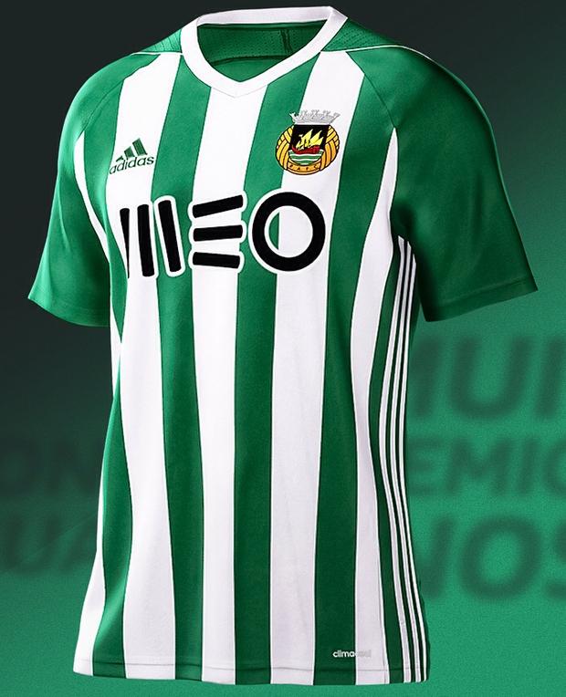 Adidas apresenta as novas camisas do Rio Ave - Show de Camisas 0896ef844f488