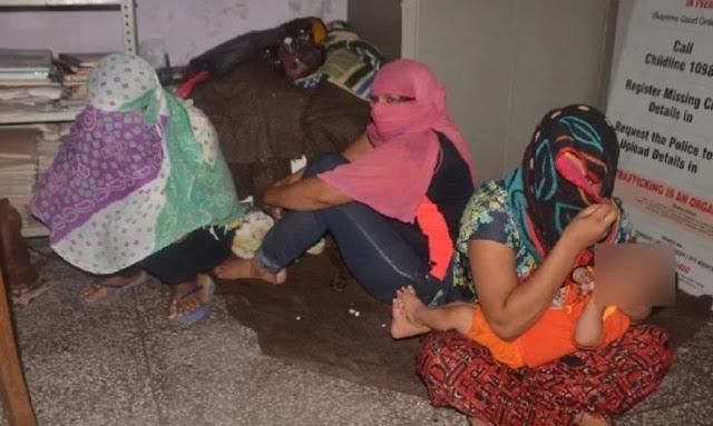 लड़कियों के फोटो भेजकर बुलाते थे ग्राहक, पॉश इलाके में चल रही थी जिस्मफरोशी  - newsonfloor.com