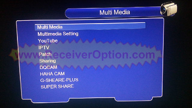 SUPERGOLD SG-6666 1506TV 512 8M NEW SOFTWARE WITH SUPER SHARE OPTION
