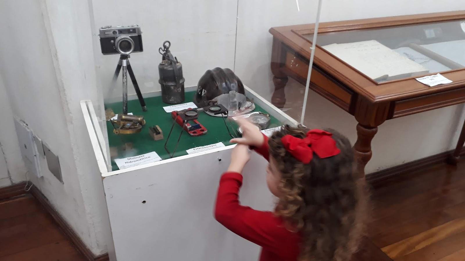 Acervo do Museu da Ciência e da Técnica da Escola de Minas  UFOP