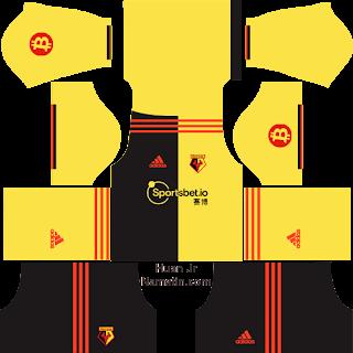 Kit DLS Watford FC 512x512