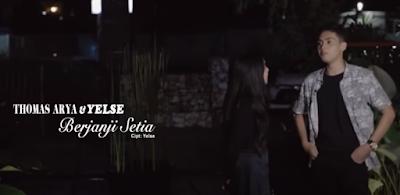 Lirik Lagu Malaysia Thomas Arya Feat Yelse - Berjanji Setia