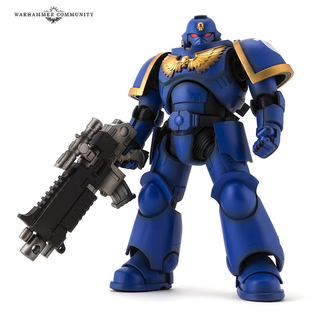 Space Marine: The Action Figure