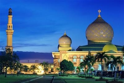 tempat wisata urah pekanbaru