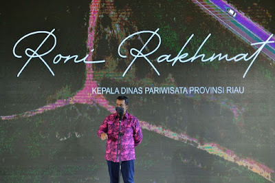 Riau International Fashion Festival Diharapkan Bangkitkan Batik Riau