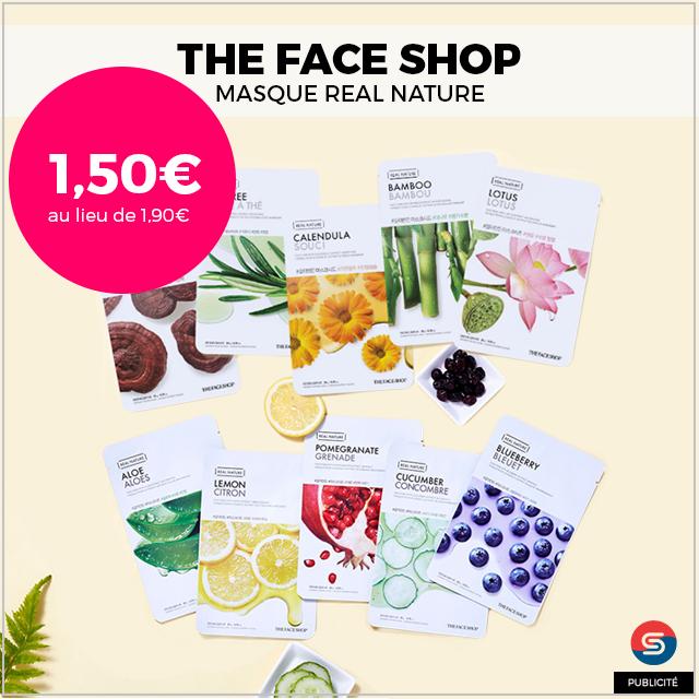 masque coréen cosmétique k-beauty