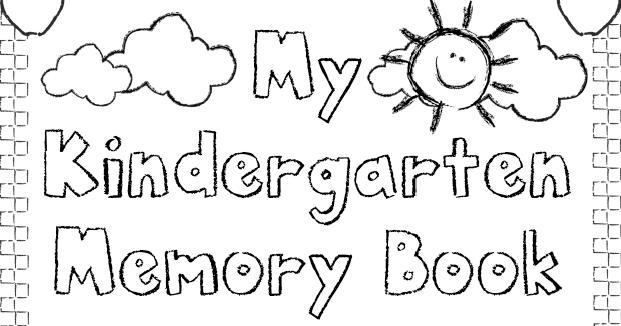 Mrs. Solis's Teaching Treasures: Our Kindergarten Memory