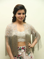 Samantha at A Aa Audio release function-cover-photo
