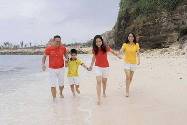 Pantai Melasti Ungasan di Kuta Selatan Badung Bali - Daya Tarik, Fasilitas & Informasi Terbaru