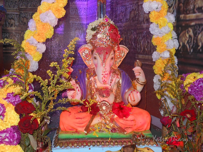 Beautiful Ganesha, Ganesh Pandal Hopping, Mumbai